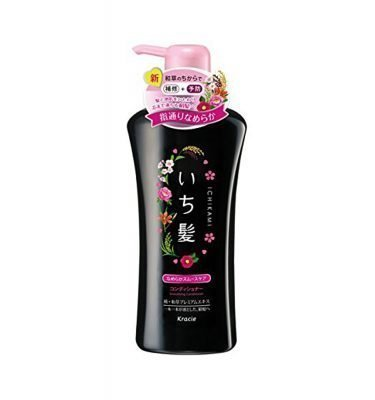KRACIE Ichikami Herbal Smooth Care Conditioner - 530ml