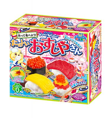 KRACIE Popin Cookin Happy Sushi House Made in Japan