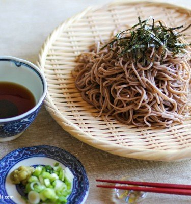 Learning How to Make Soba