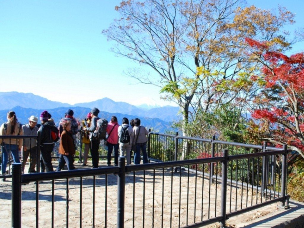 Mt. Takao: Michelin Guide's Three-Star Mountain