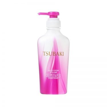 NEW SHISEIDO Tsubaki Volume Touch Conditioner Jumbo Size 450ml Made in Japan