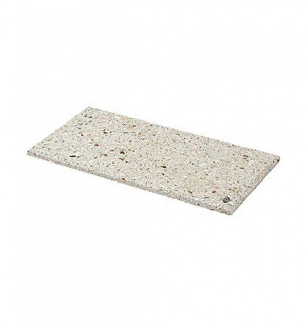 Oya Stone Serving Plate Large – Handmade by Craftsman