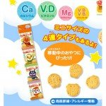 FUJIYA Anpanman Baby Biscuits from 7 Months - Mini Type 65g