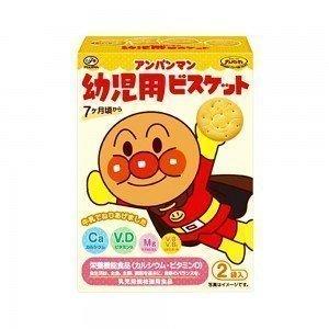FUJIYA Anpanman Baby Biscuits - 95g
