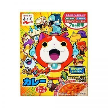 NAGATANIEN Yokai Watch Curry - from One Year Old