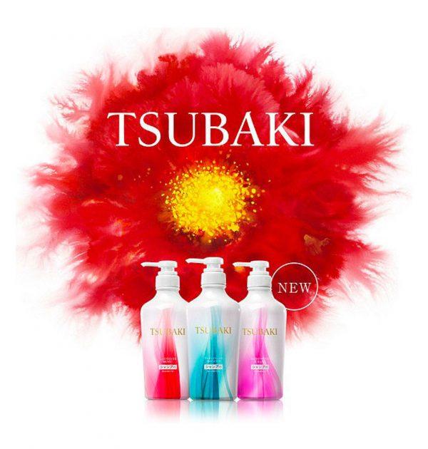 NEW SHISEIDO Tsubaki Extra Moist Shampoo Conditioner Set Made in Japan
