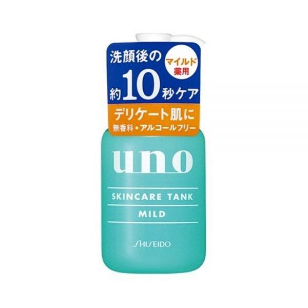 SHISEIDO Uno Skincare Tank Moisturizing Lotion - Mild 160ml