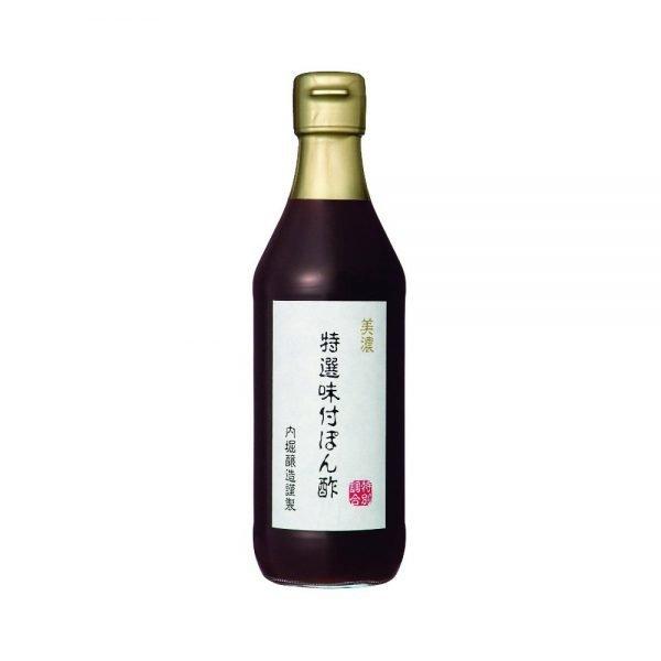 UCHIBORI Mino Premium Select Japanese Ponzu