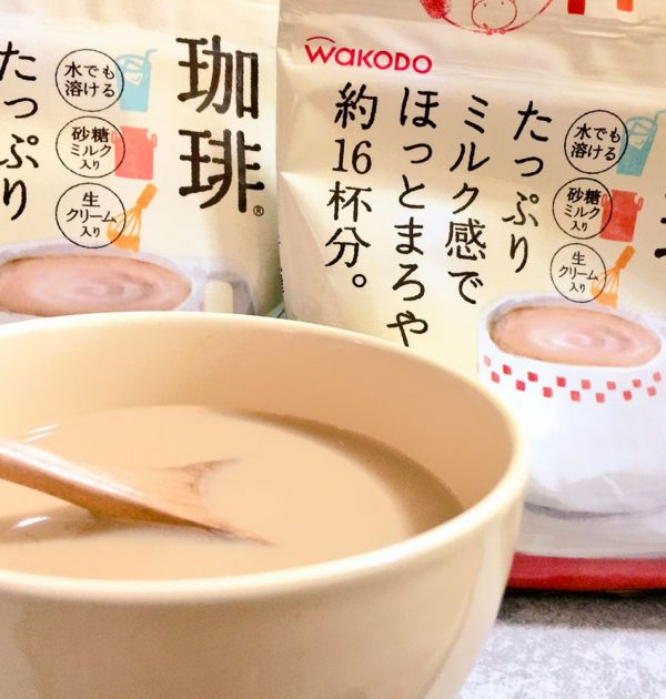 WAKODO Milkman Milk Coffee Made in Japan