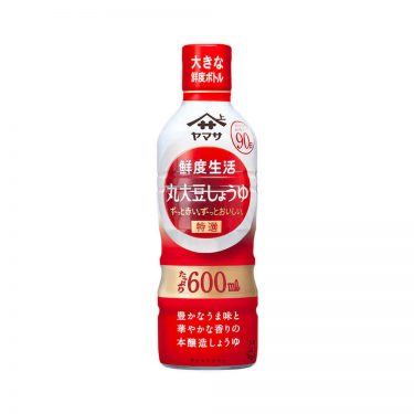 YAMASA Fresh to the Last Drop Shoyu - Premium Select Japanese Soy Sauce