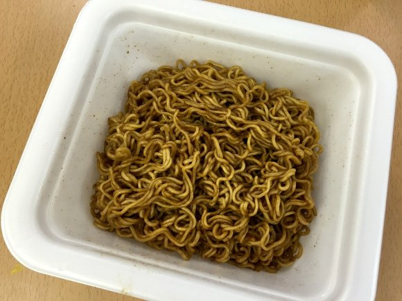 Who Dates to Eat This Chocolate Yakisoba Noodles