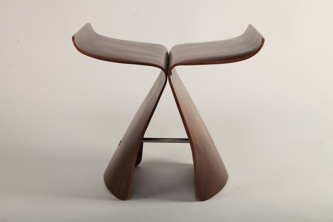 The Butterfly Stool - Sori Yanagi