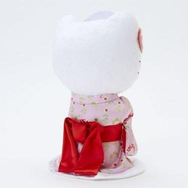 HELLO KITTY Kimono Standing Doll