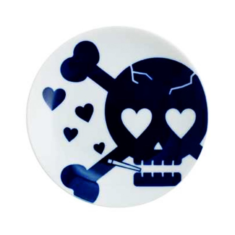 ARITA PORCELAIN ROCK Mini Plate - Heart