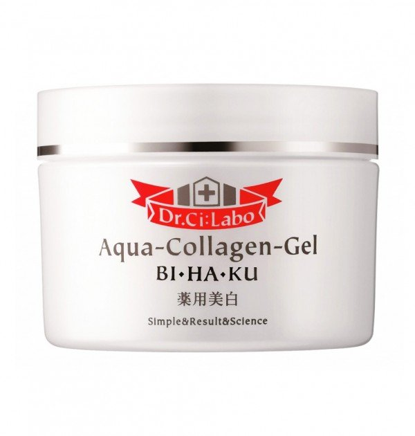 Dr.Ci:labo Aqua Collagen Gel Bihaku Whitening Moisturizer - 120g