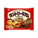FUJIYA Country Ma'am Cookies Vanilla & Chocolate 20 pcs
