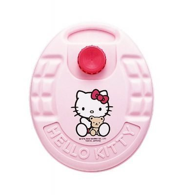 HELLO KITTY Hot Water Bottle and Cover