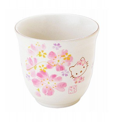 HELLO KITTY Sakura Kimono Cup - Hana Festival