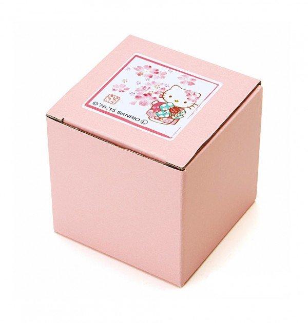 HELLO KITTY Sakura Kimono Teapot - Hana Festival