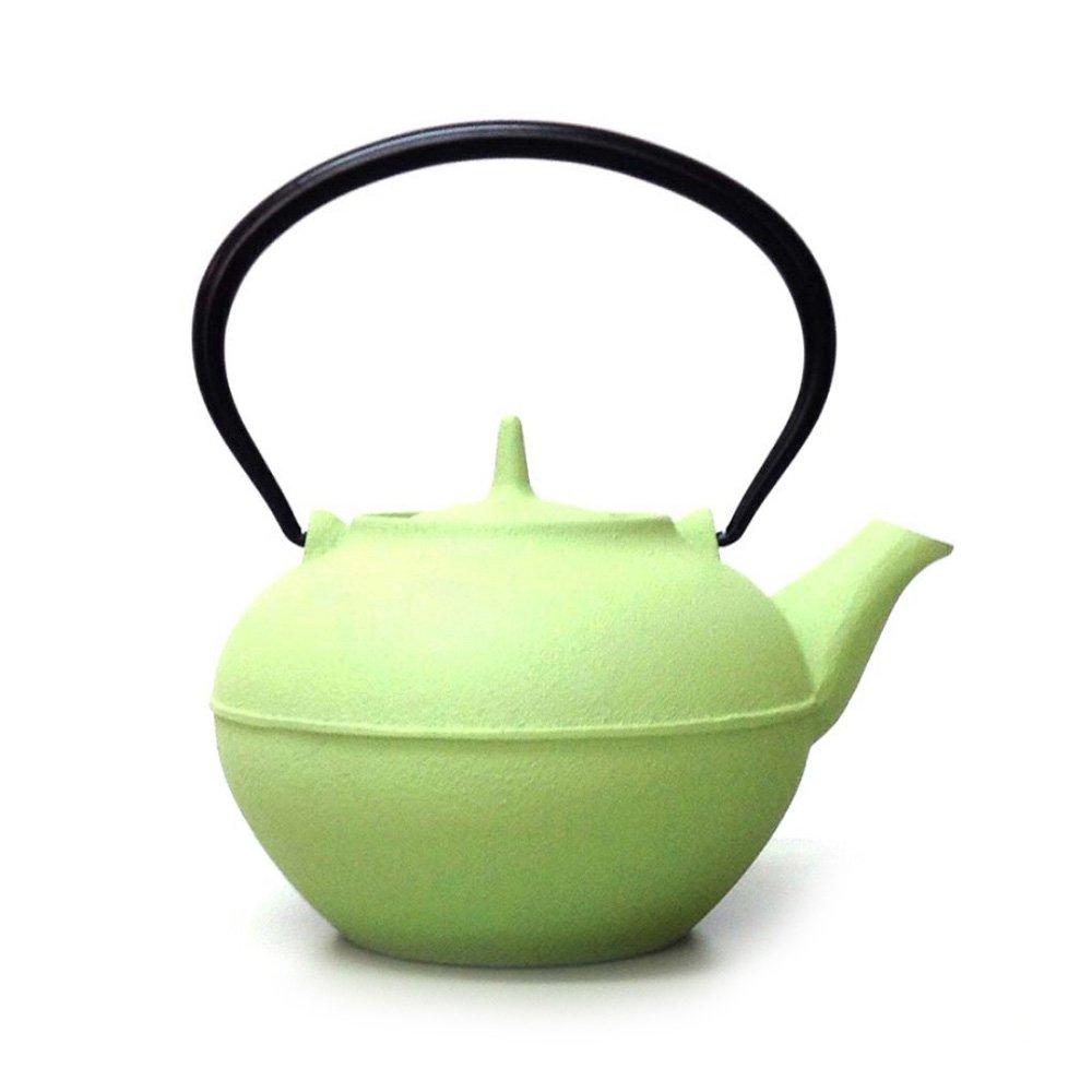 IWACHU Nambu Tekki Hoju Teapot - Yomogi Green