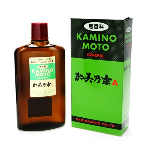 "KAMINOMOTO Hair Regrowth Treatment ""A"" – No Fragrance 200ml"
