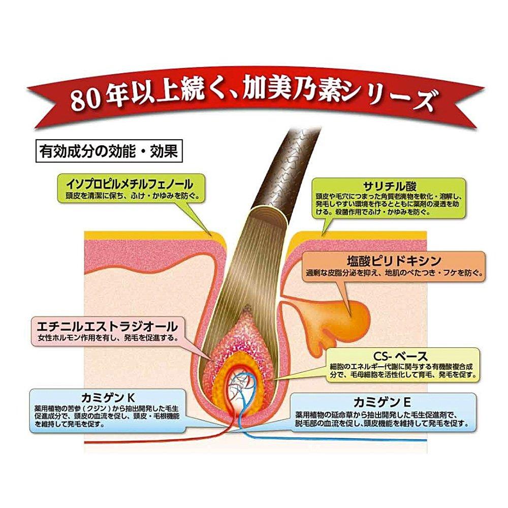 KAMINOMOTO Hair Regrowth Treatment Powerful A 100ml