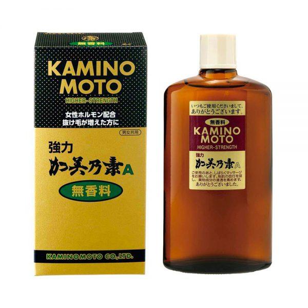 KAMINOMOTO Powerful Hair Growth Tonic Fragrance Free Made in Japan