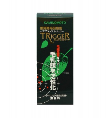 KAMINOMOTO Hair Regrowth Treatment TRIGGER - 180ml