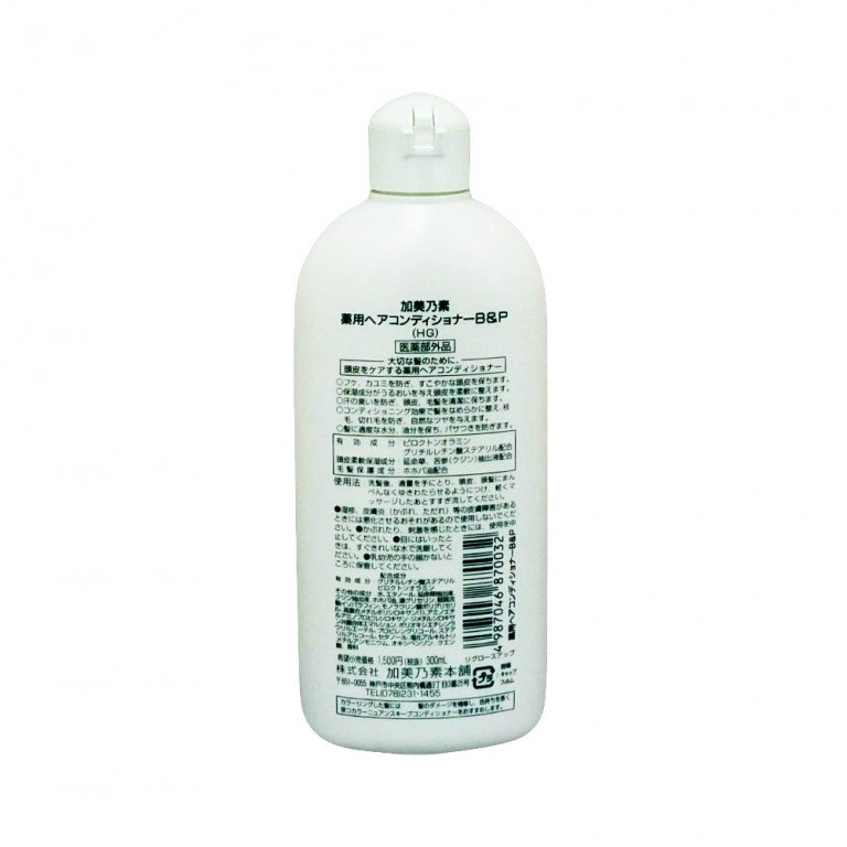 KAMINOYA Medicated Conditioner B&P - 300ml