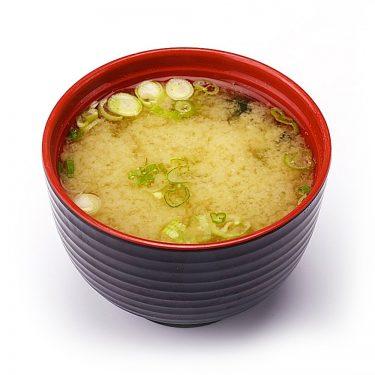 Miso Soup Japanese Misoshiru