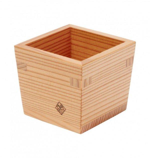 Nikko Cedar Masu Sake Cup Small – World Heritage Site & Award Winner