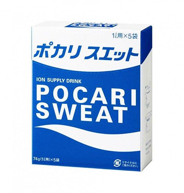 OOTSUKA Pocari Sweat Ion Supply Sports Drink Mix x 5 Pcs