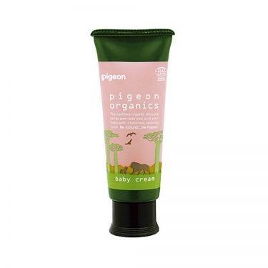 PIGEON Organic Baby Cream Newborn - 50g