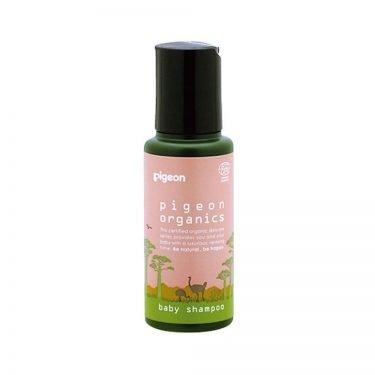 PIGEON Organic Baby Shampoo Newborn - 80ml