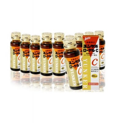 SATO Yunker Royal C - 30ml x 10 pcs