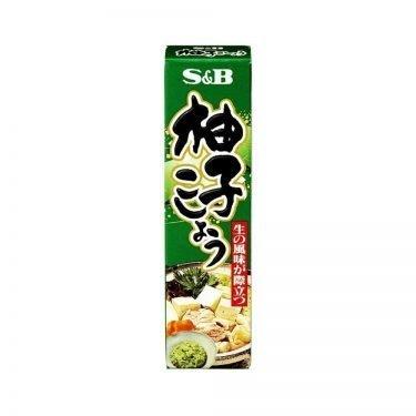 S&B Citrous Yuzu Kosho Paste - 40g