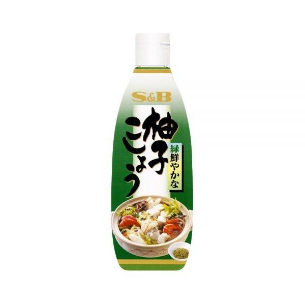 S&B Citrous Yuzu Kosho Paste - 280g