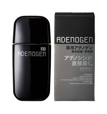 SHISEIDO Adenogen EX - Promote Hair Growth and Prevent Hair Loss 150ml
