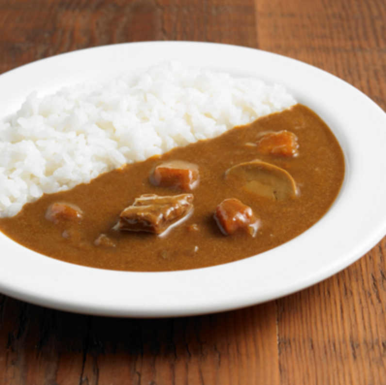 MUJI Beef Curry - One Serving