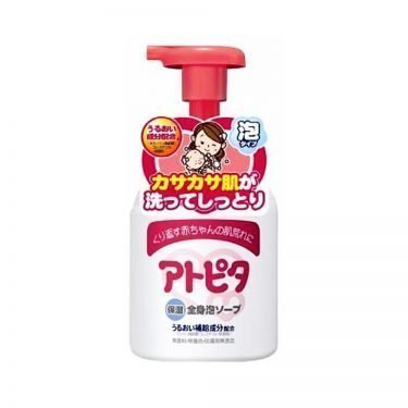 TANPEI Atopita Baby Foam Soap - 350ml