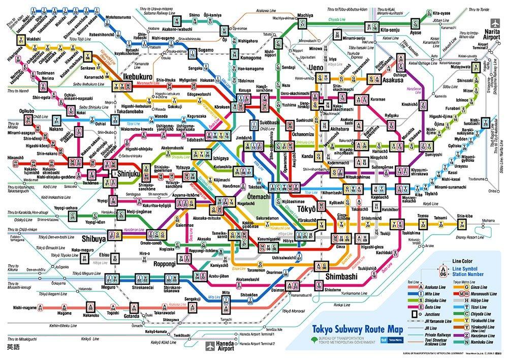 Tokyo is too overwhelming
