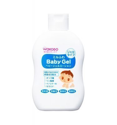 WAKODO Mirufuwa Baby Gel Lotion - 150ml