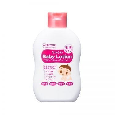 WAKODO Mirufuwa Baby Milky Lotion - 150ml