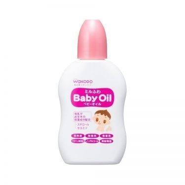 WAKODO Mirufuwa Baby Oil - 50ml