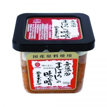 YAMAUCHI Additive-Free Maboroshi Miso with Rice & Barley - 500g