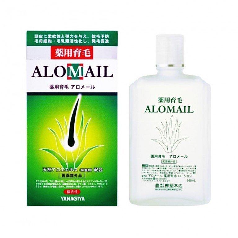 YANAGIYA Alomail Hair Regrowth Treatment - 240ml