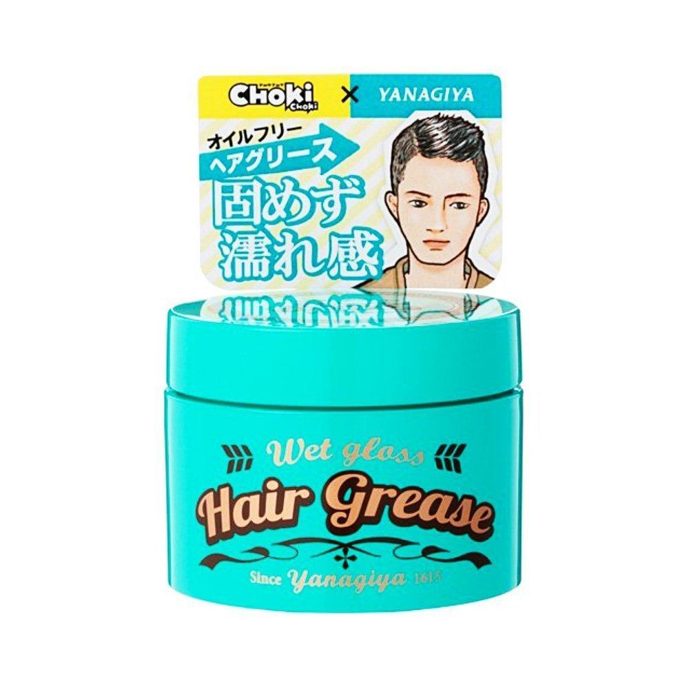 YANAGIYA Hair Grease - Wet Gloss 90g