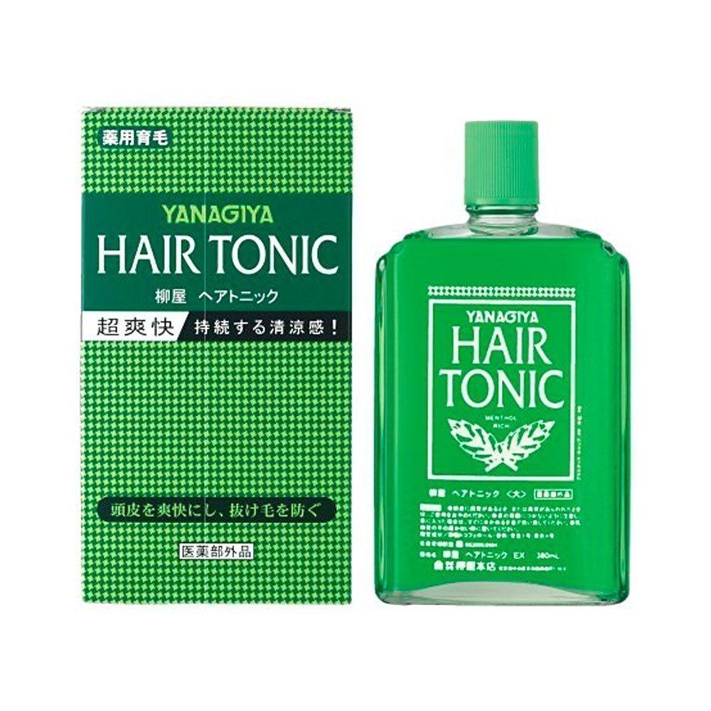 Yanagiya Hair Tonic 360ml Made In Japan Takaski Com