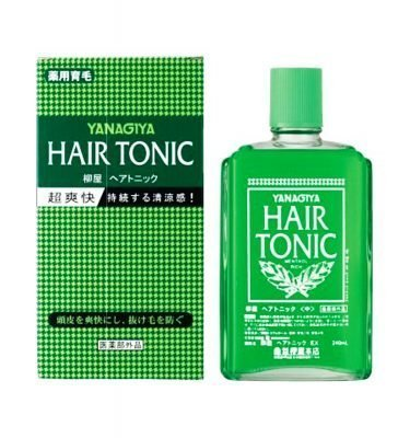 YANAGIYA Hair Tonic - 240ml