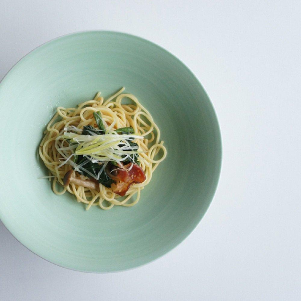 JAPAN GREEN TEA Arita Porcelain Platter – Pearl Green